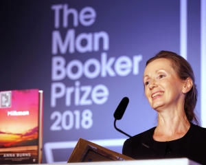 Northern Irish writer Anna Burns wins Booker Prize