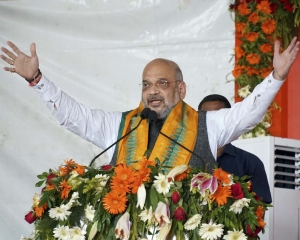 Process to evict 'illegal infiltrators' won't stop: Shah