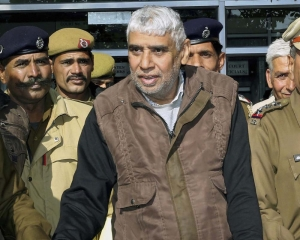 Rampal sentenced to life imprisonment in murder case