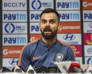 Rayudu's consistency at No. 4 slot will solve our middle-order conundrum: Kohli