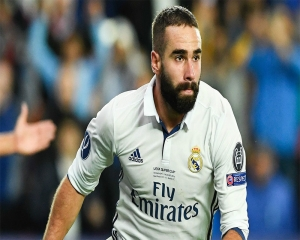 Real Madrid defender Carvajal wants to play in England
