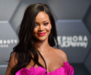 Rihanna named as ambassador by Barbados