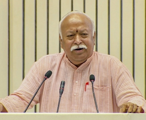 RSS not against inter-caste marriage: Bhagwat