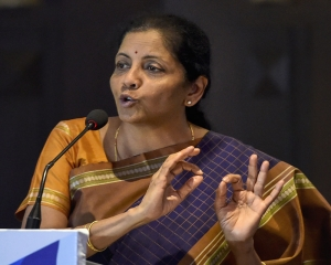Saddened at deaths caused by explosion near ordnance depot in Maha: Sitharaman