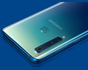 Samsung brings world's first 4-rear camera smartphone to India