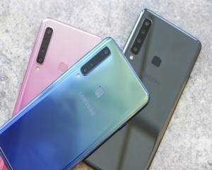 Samsung Galaxy A9 with quad-camera launched in India, pricing starts Rs 36,990