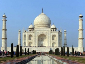 Taj ticket increased by Rs 200