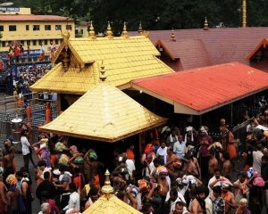 Tension mounts as devotees stop women from travelling to Sabarimala