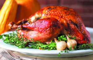The tail-spin tale of Thanksgiving