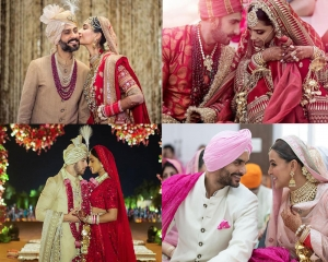 The year of big fat Bollywood weddings