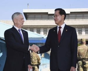 US, S. Korea suspend additional military exercise: Pentagon