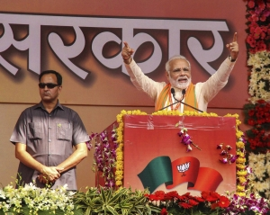 Vote bank politics has destroyed country like termites: Modi