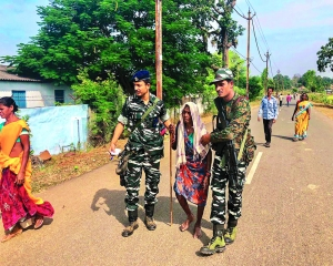 Voters defy Naxals in their bastion