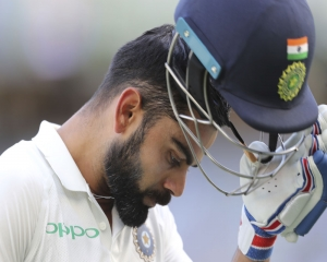 We never thought about spin option: Kohli