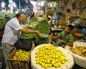 WPI inflation rises to 5.28 pc in Oct on costlier fuel