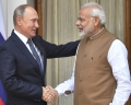 The trade volume between Russia and India grew by 21%