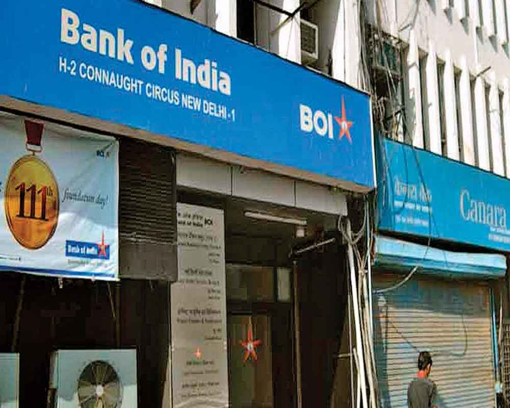 ​​​​​​​Bank of India posts Rs 252 cr profit in Q4