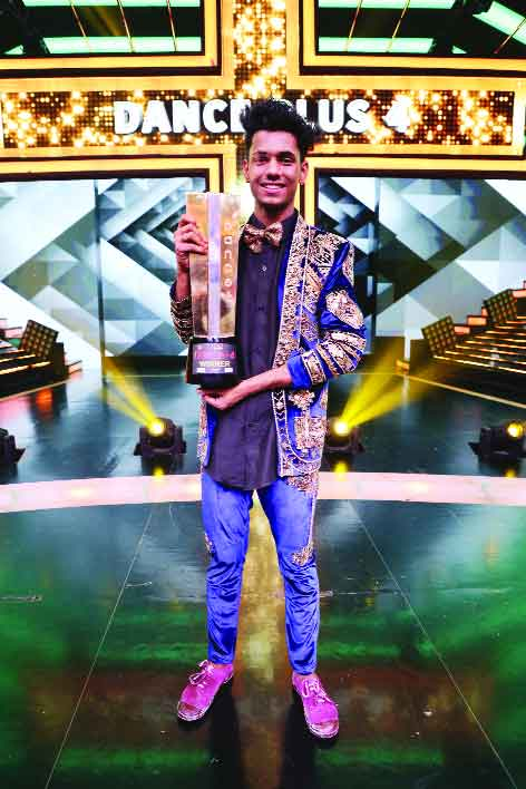 'Never thought of winning Dance Plus 4'