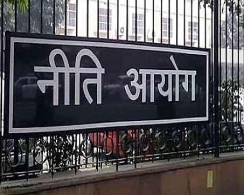 'Claim of highest growth rate under NDA based on bogus numbers produced  by Niti Aayog'