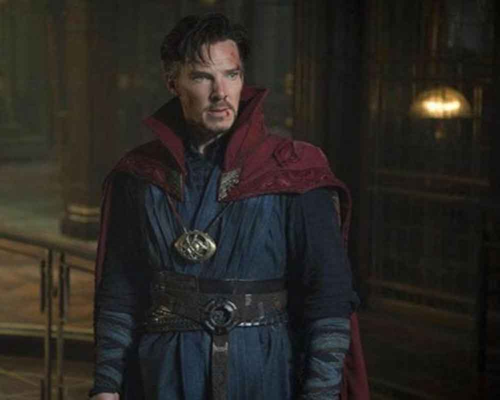 'Doctor Strange in the Multiverse of Madness' will be 'gothic, horror'