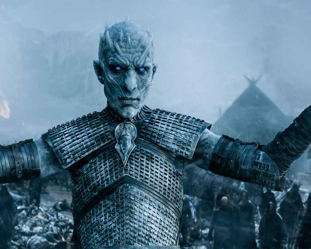 'Game of Thrones' writer reveals what The Night King's sigil actually means