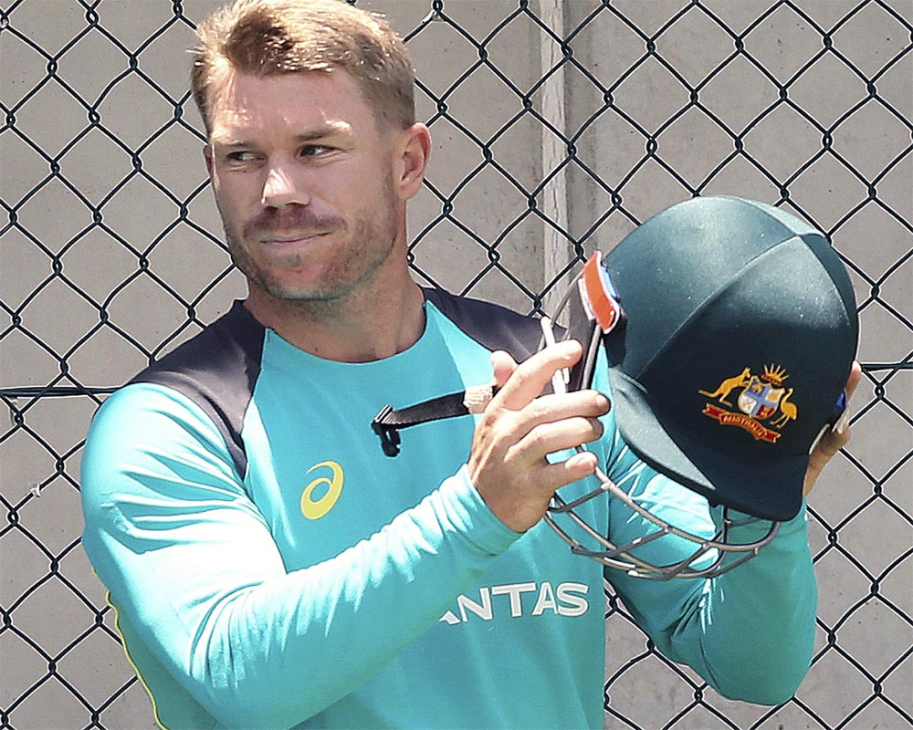 Mix and match' - Australia to rotate openers after Warner return