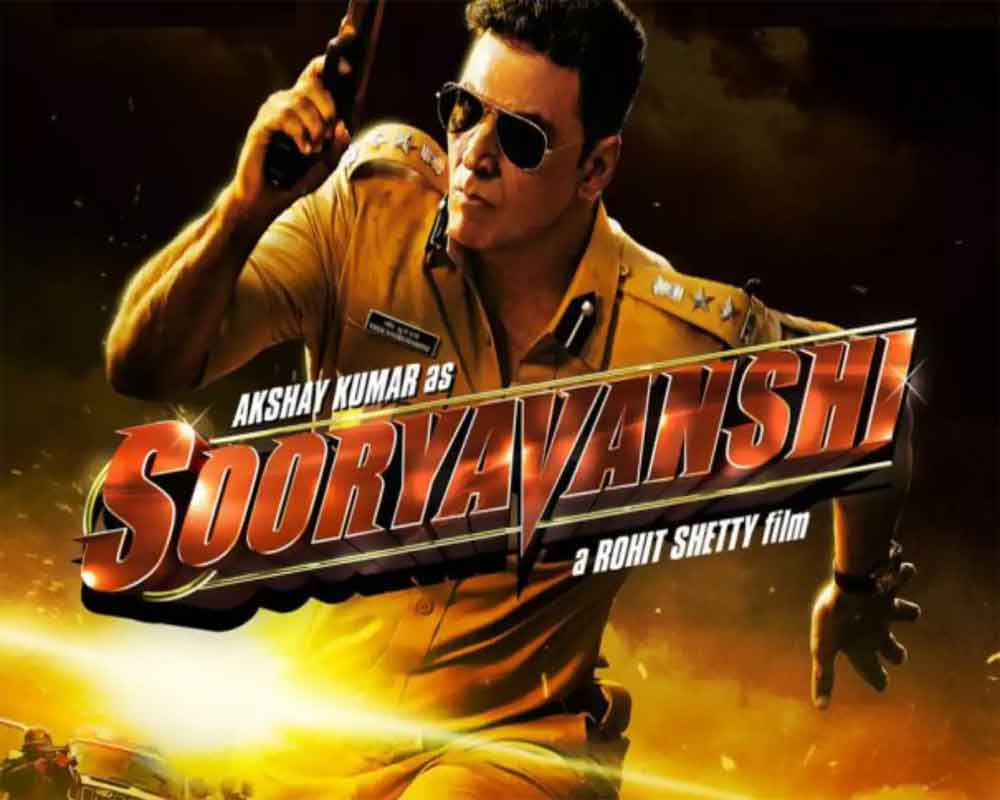 'Sooryavanshi' release advanced to avert clash with 'Inshallah'