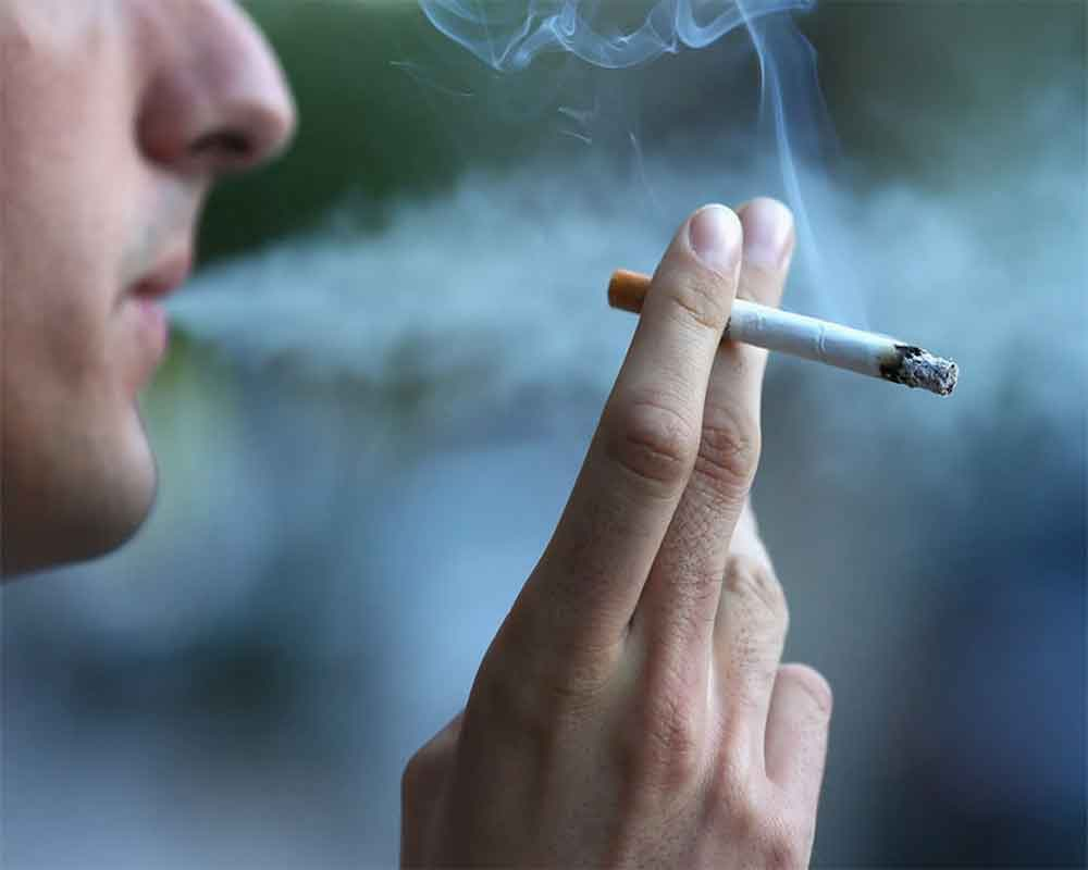 1 of 3 in age-group 15-50 yrs in Delhi-NCR addicted to smoking