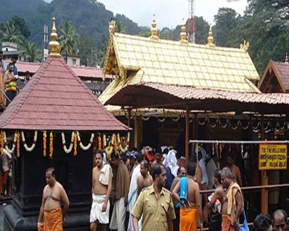 12-year-old barred from proceeding to Lord Ayyappa temple
