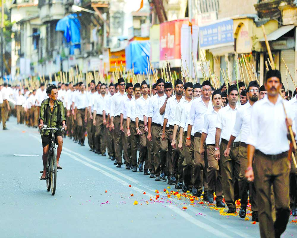 13K IT Shakhas help RSS shed orthodox image