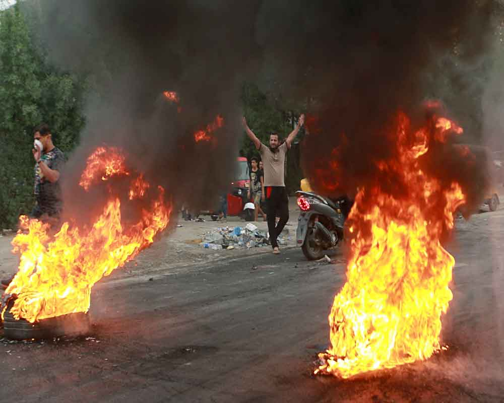 157 dead in Iraq protests: new official toll