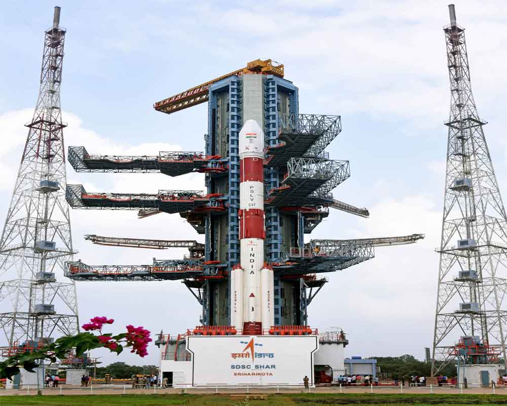 26-hr countdown for launch of CARTOSAT-3, 13 nano-satellites Begins
