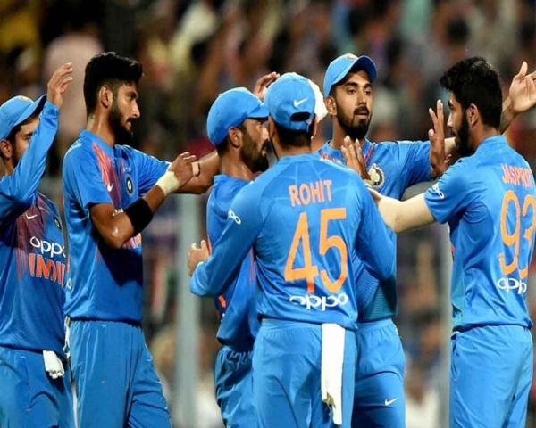 2nd T20I: India look to seal series against Windies with improved bowling show