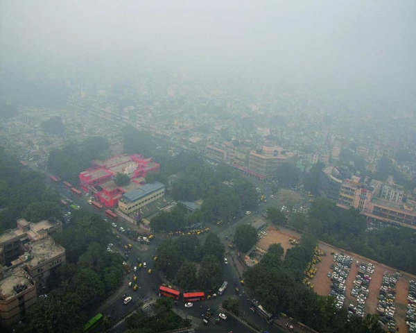 Cleaning Delhi's Air An Ethical and Economic Dilemma