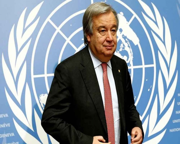 Guterres says 'Dhanyawaad' for India's enormous contribution to UN, peacekeeping