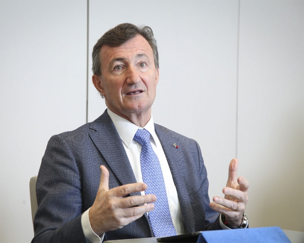 Indian firms adopting 3DEXPERIENCE platform in big way: Dassault Systemes CEO