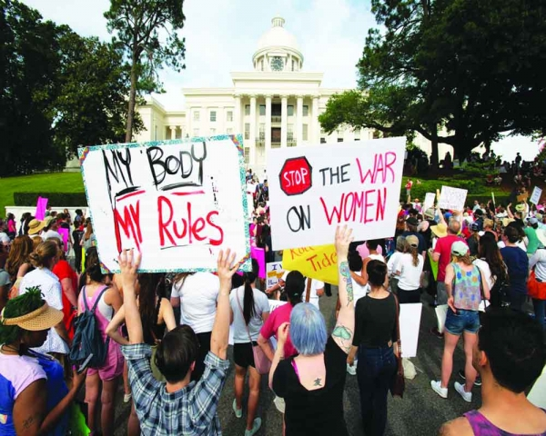 Protect reproductive rights