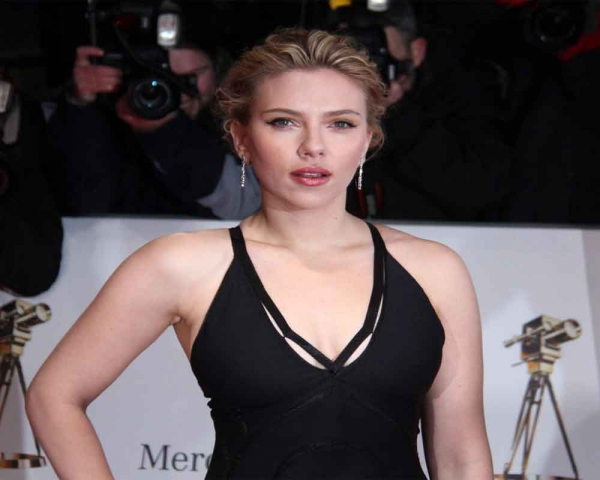 Scarlett Johansson is highest-paid actress in 'Forbes' list
