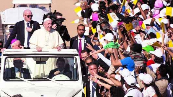 Significance of Pope's visit to UAE