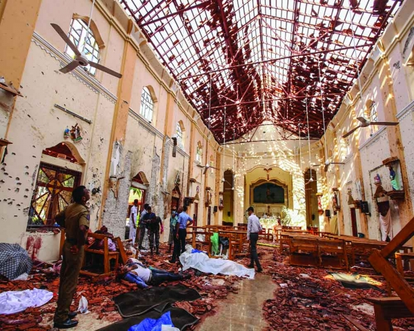 Sri Lanka post  ISIS caliphate