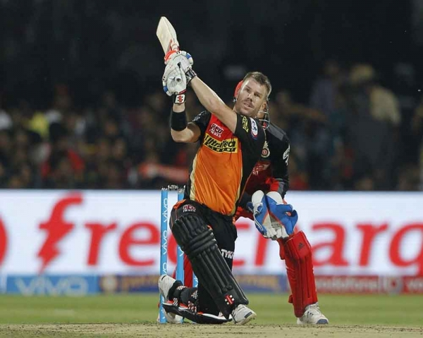 Was on SRH group chat and kept getting messages last year: Warner