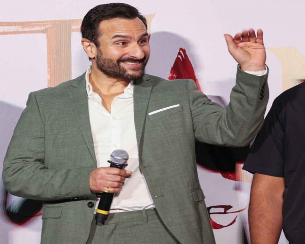 Wasn't sure about 3D format, how it is going to look: Saif on 'Tanhaji'