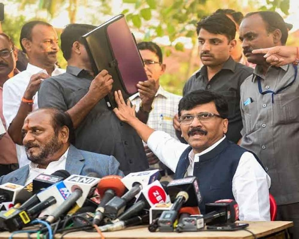 We will succeed, says Raut after setback over govt formation