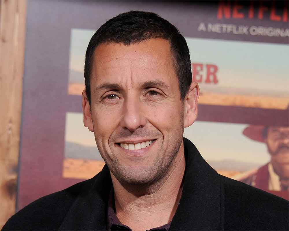Adam Sandler to toplin...