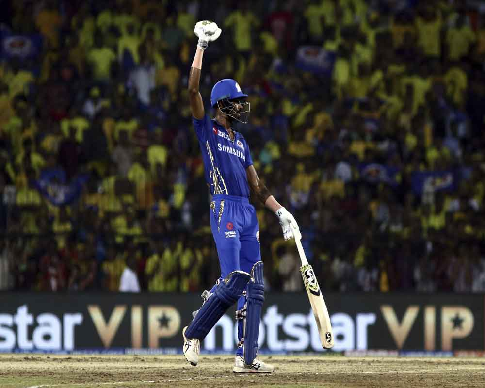 After IPL triumph, Hardik trains his eyes on World Cup