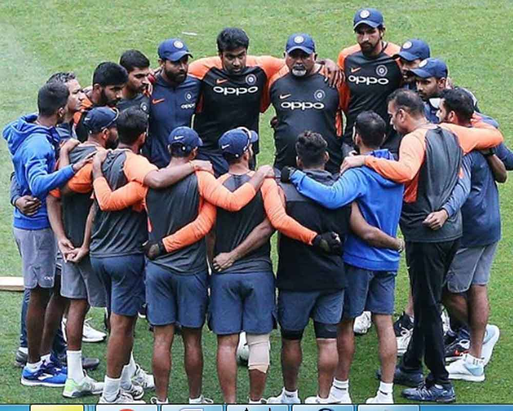 After Test high, India begin final preparations for World Cup