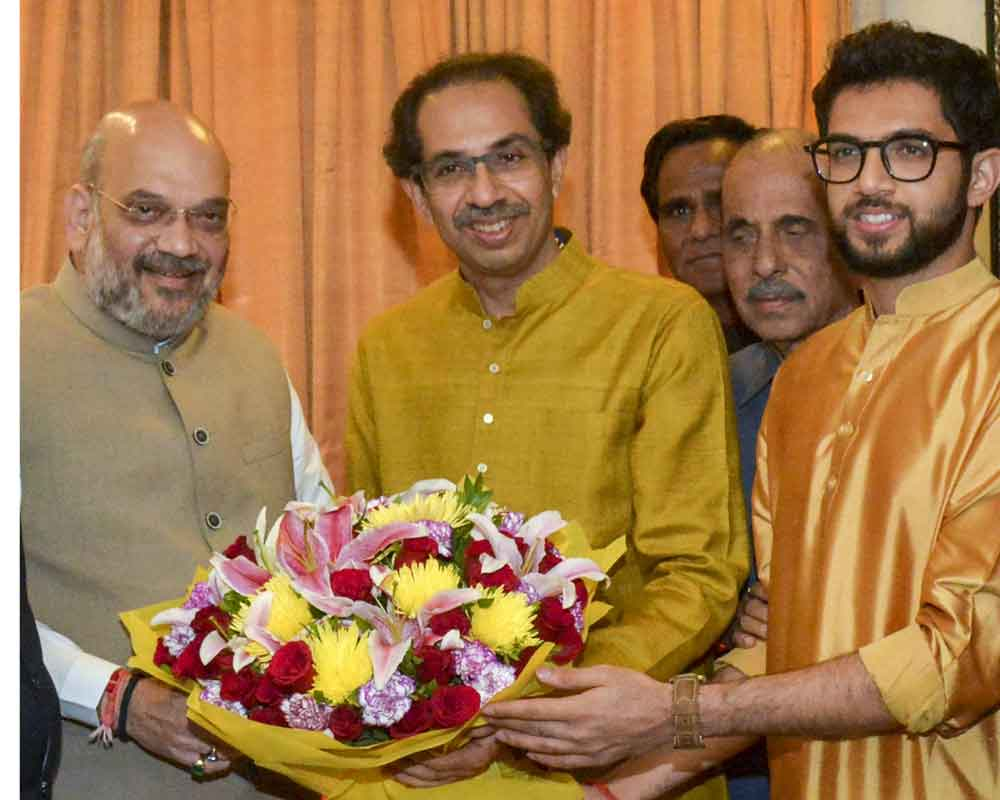 Agreed to alliance as BJP's way of treating allies has   Changed: Uddhav