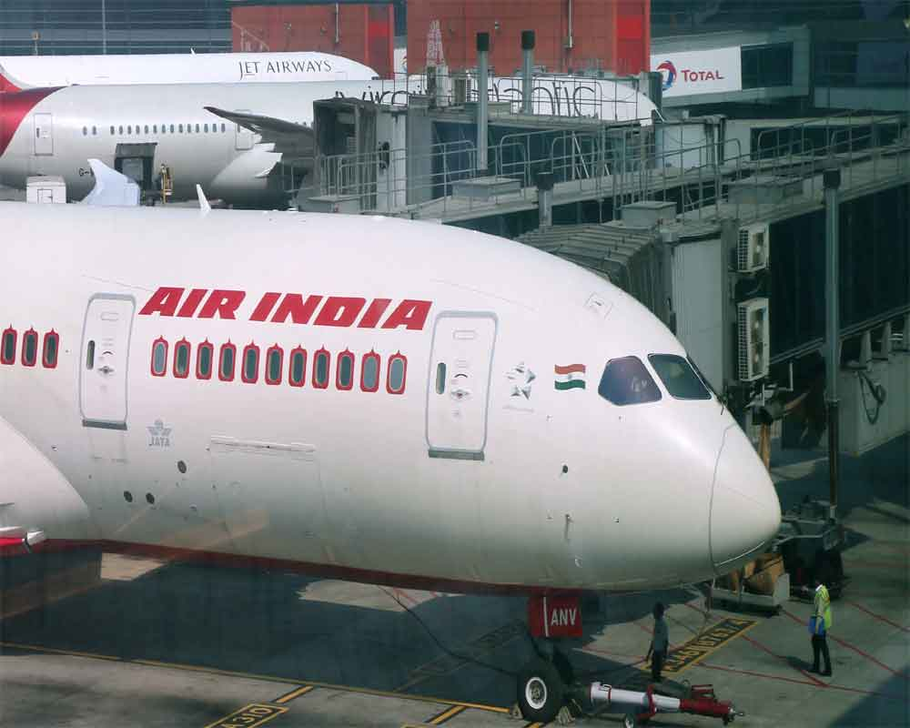 Air India stops issuing tickets on credit to govt agencies that owe it over Rs 10L: Official