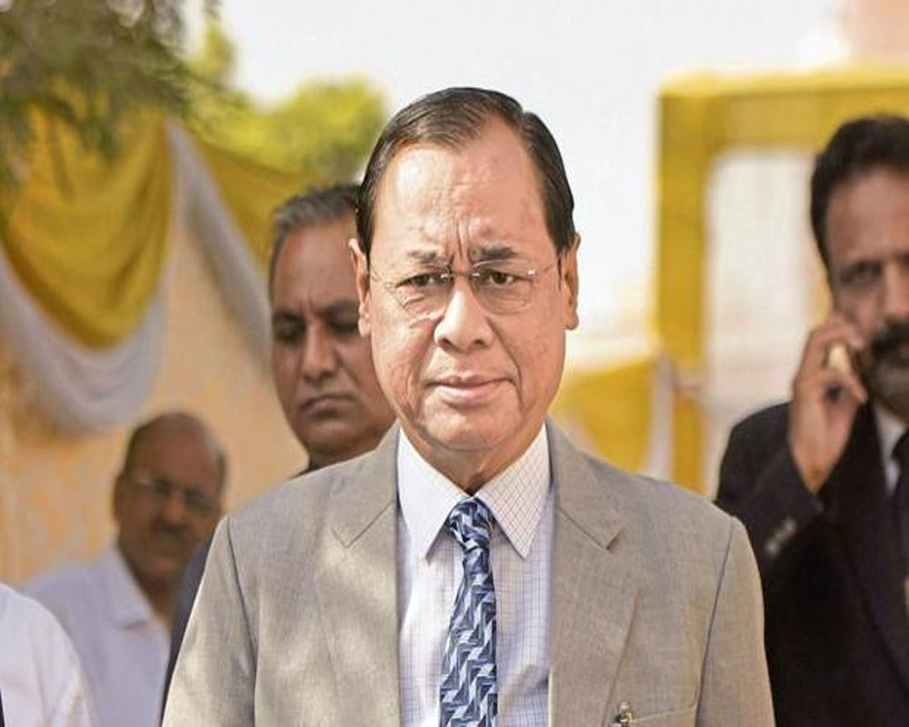 Allegations against CJI: Ex SC employee not to participate in-house inquiry panel proceedings