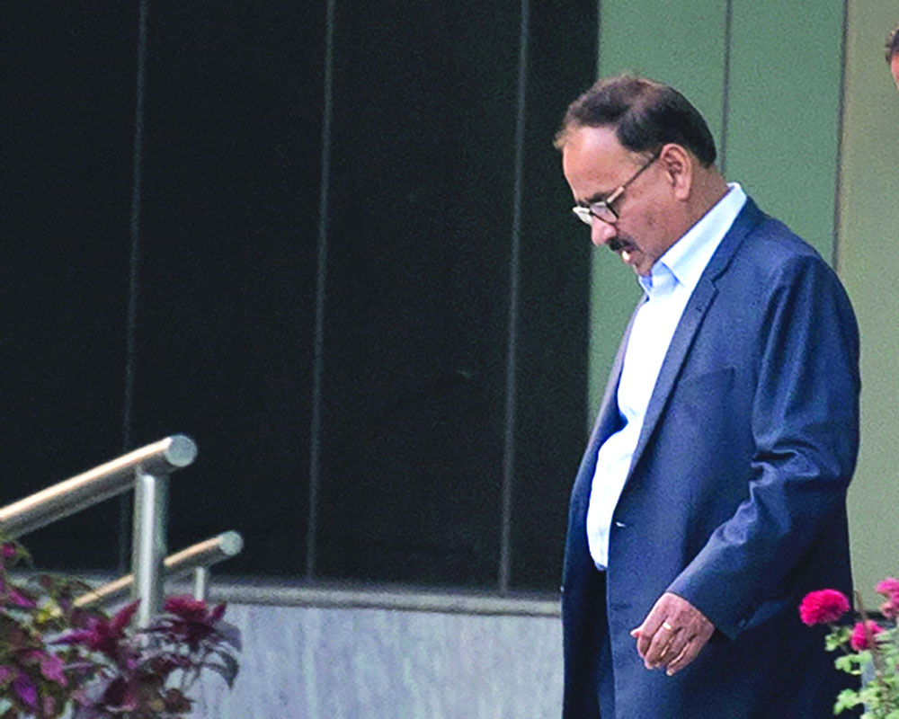 Alok Verma ousted for 'graft'